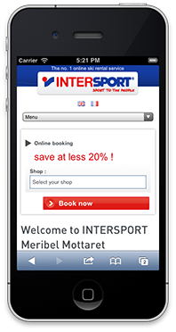 Ski Rental Saint Sorlin Darves Intersport Intersport Saint